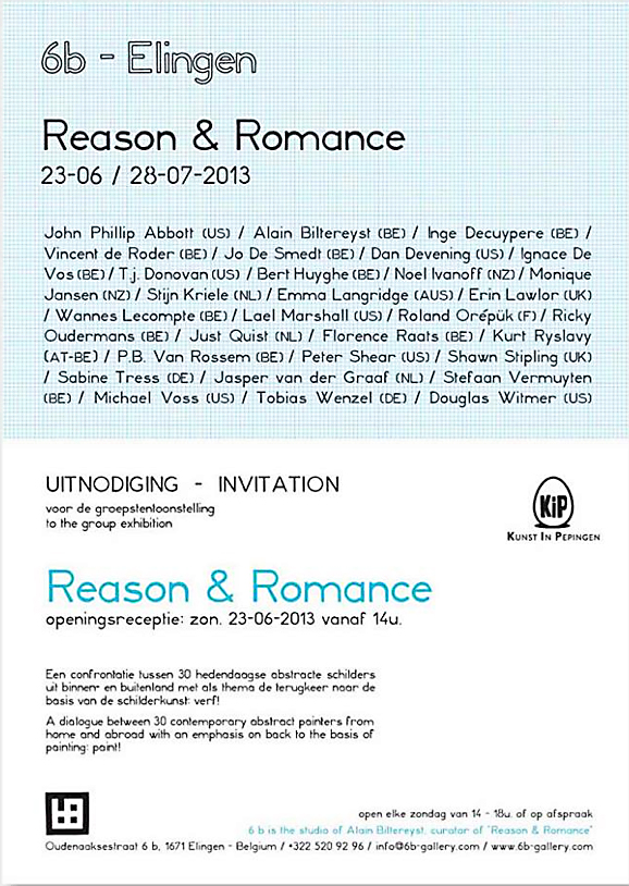 Reason and Romance